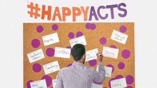#HappyActs