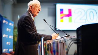 Lord Richard Layard, co-editor of The World Happiness Report will be one of the keynote speakers at the 2019 World Happiness Summitt