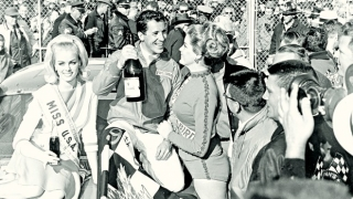 Mario Andretti Follows His Passions at Full Speed