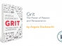 Grit book by Angela Duckworth