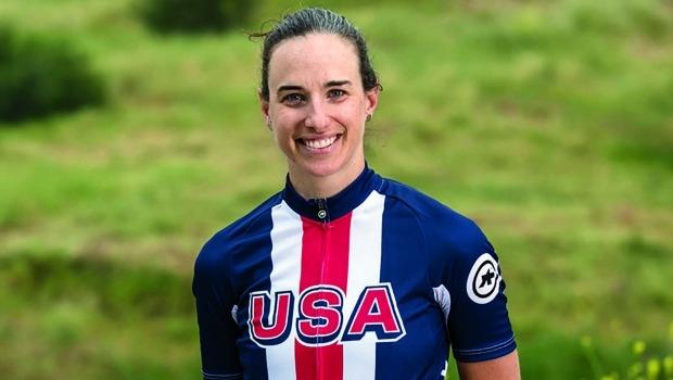 Olympic Mountain Biker Lea Davison