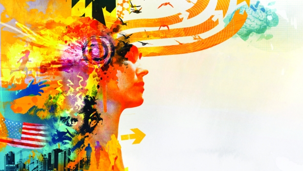 Illustration of a growing mind