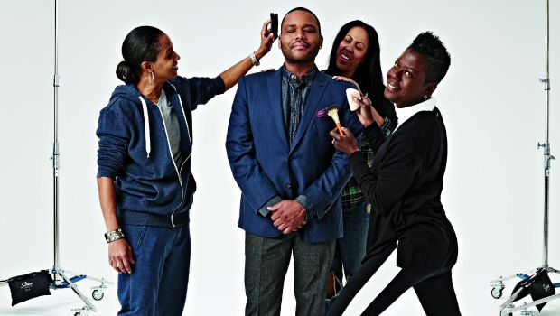 Behind the Scenes With Anthony Anderson