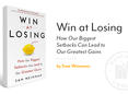 Book cover: Win at losing
